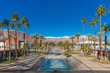 Berpetualang di Palm Desert California, Amerika