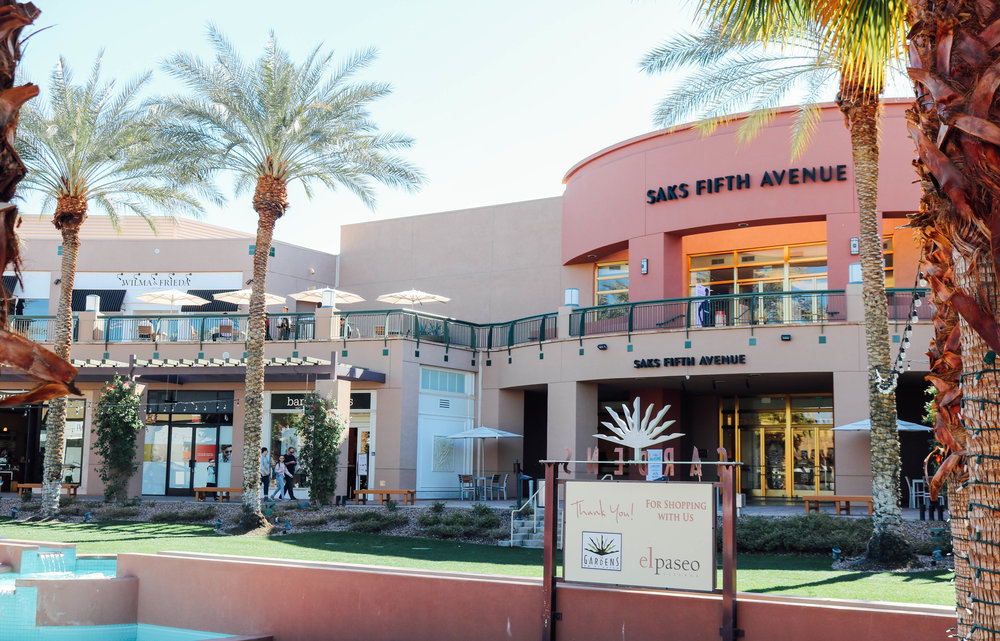 Berbelanja Ala Hollywood Di Palm Desert