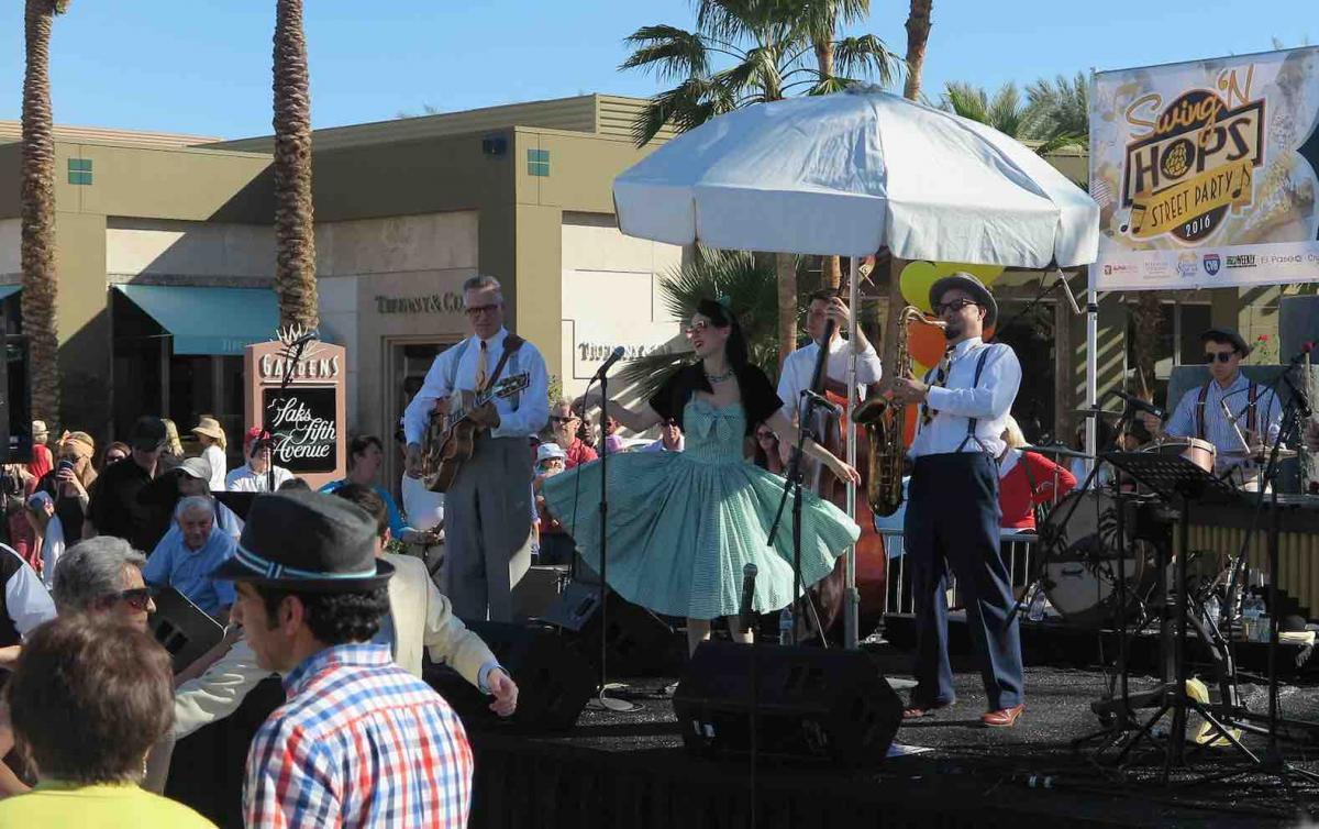 Merasakan Pengalaman Menjadi Warga Lokal California di Palm Desert