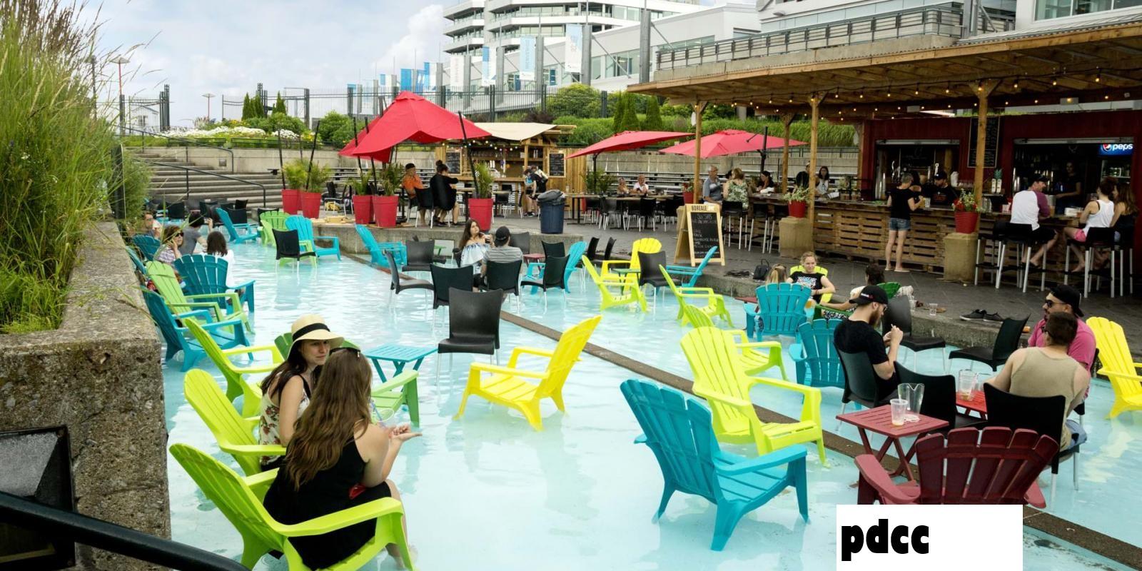 Restoran Terpanas Quebec City