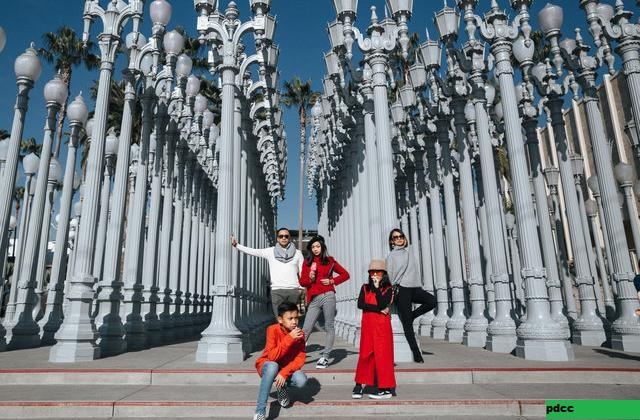 Destinasi Liburan Keluarga di California